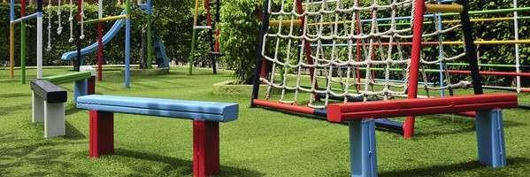 terrain de jeux-enfant